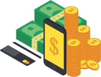 طريقة الدفع او السداد