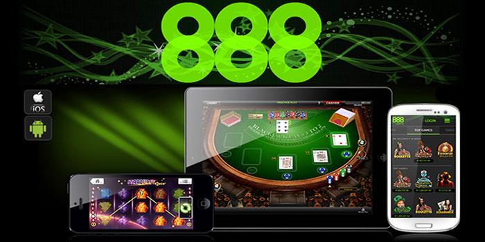 كازينو موبايل 888 للاعبين العرب