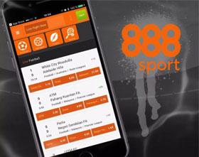 تطبيق المراهنة 888سبورت