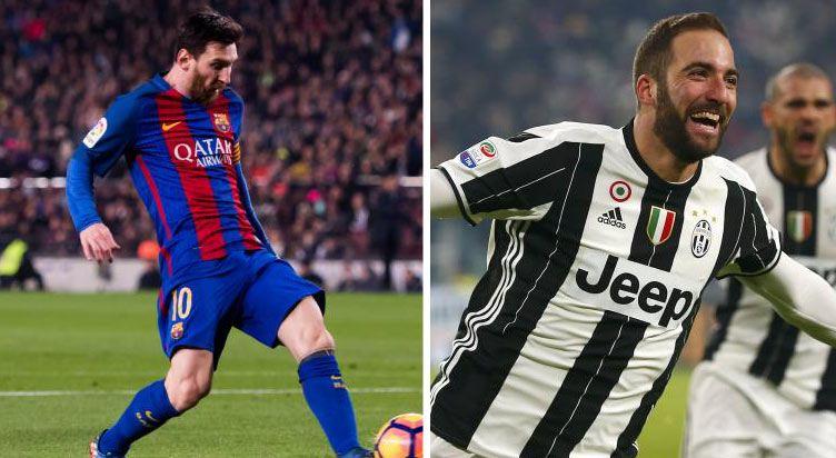 Barcelona vs Juventus Prediction, Preview & Betting Tips