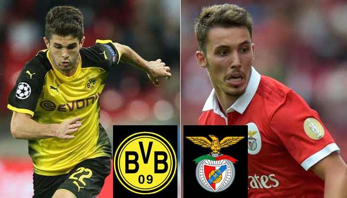 Borussia Dortmund vs Benfica Prediction 26 Jul 2018