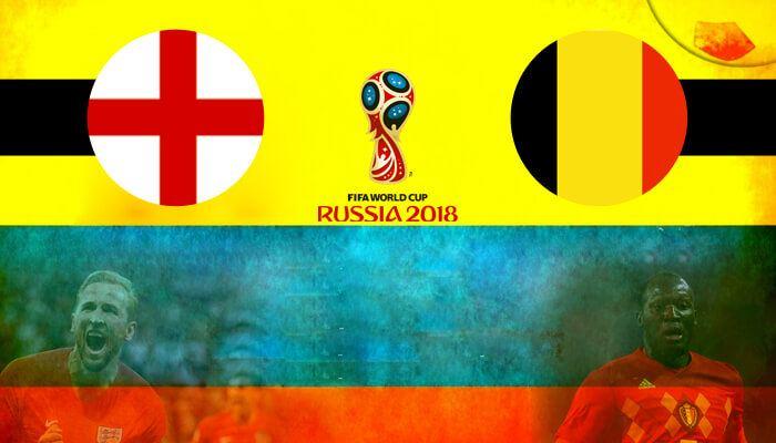 England vs Belgium Prediction 28 Jun 2018