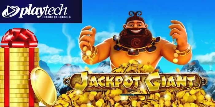 Playtech's Jackpot Giant slot