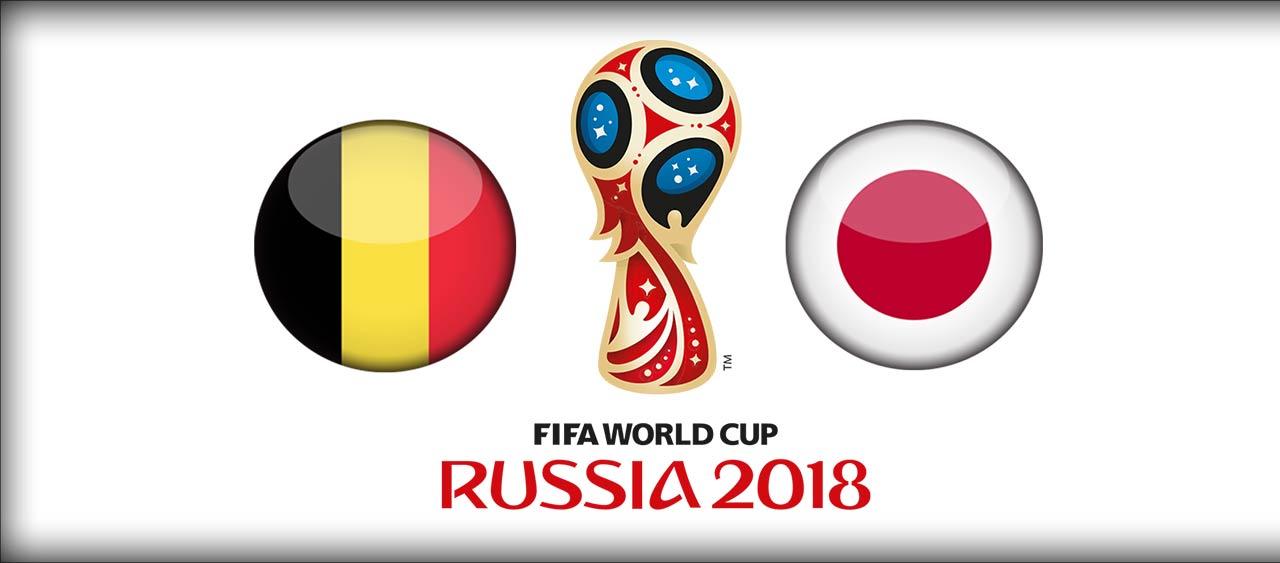 Belgium vs Japan Prediction 2 July 2018