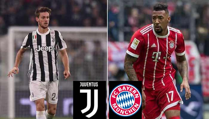 Juventus vs Bayern Munich Prediction 25 Jul 2018