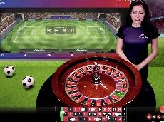 روليت الألعاب الرياضية المباشرة (Live Sports Roulette)