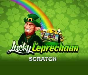 بطاقة حكّ الجني المحظوظ (Lucky Leprechaun)