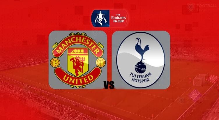Manchester United vs Tottenham 21 Apr