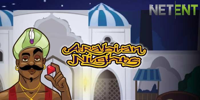 €1.4m jackpot Won at NetEnt's Arabian Nights