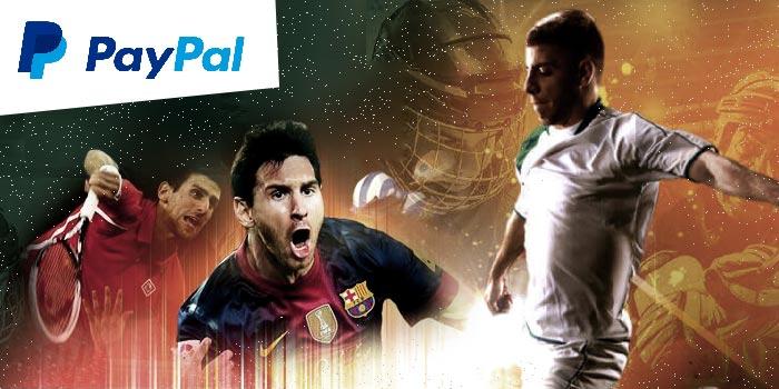مواقع المراهنة مع بايبال (PayPal) للاعبين العرب