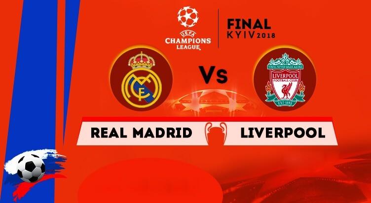 Real Madrid vs Liverpool Final Prediction