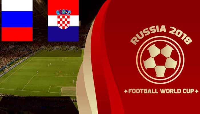 Russia vs Croatia Prediction 7 Jul 2018