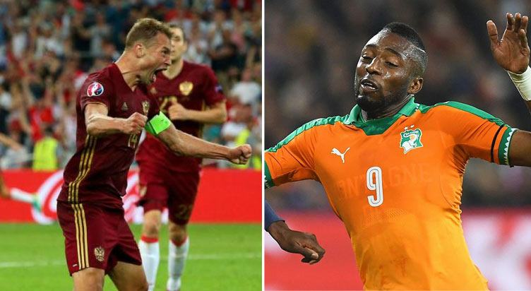 Russia vs Ivory Coast Prediction and Betting Tips – 24 March 2017