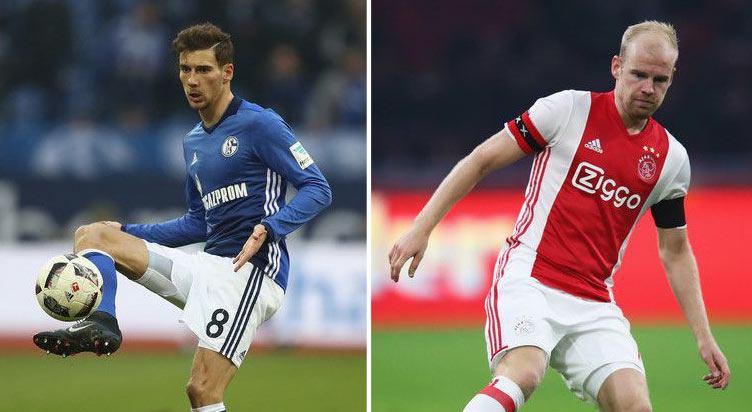 Schalke vs Ajax Prediction, Preview & Betting Tips