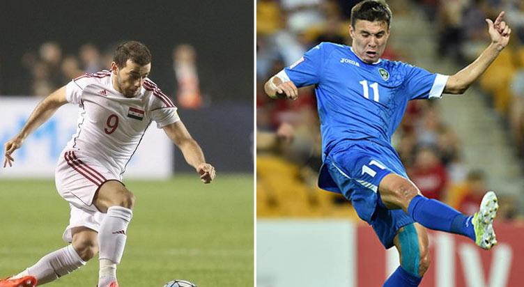 Syria vs Uzbekistan Prediction and Betting Tips – 23 March 2017