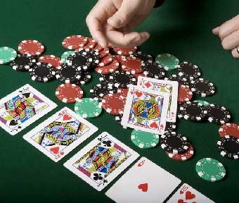 تكساس هولدم (Texas Hold'Em)