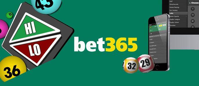 كيف تلعب اليانصيب في بيت 365؟