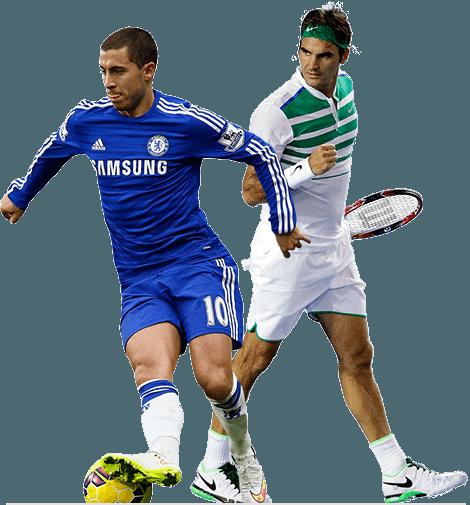 سوق الرياضات المتاحة على مانسيون بيت