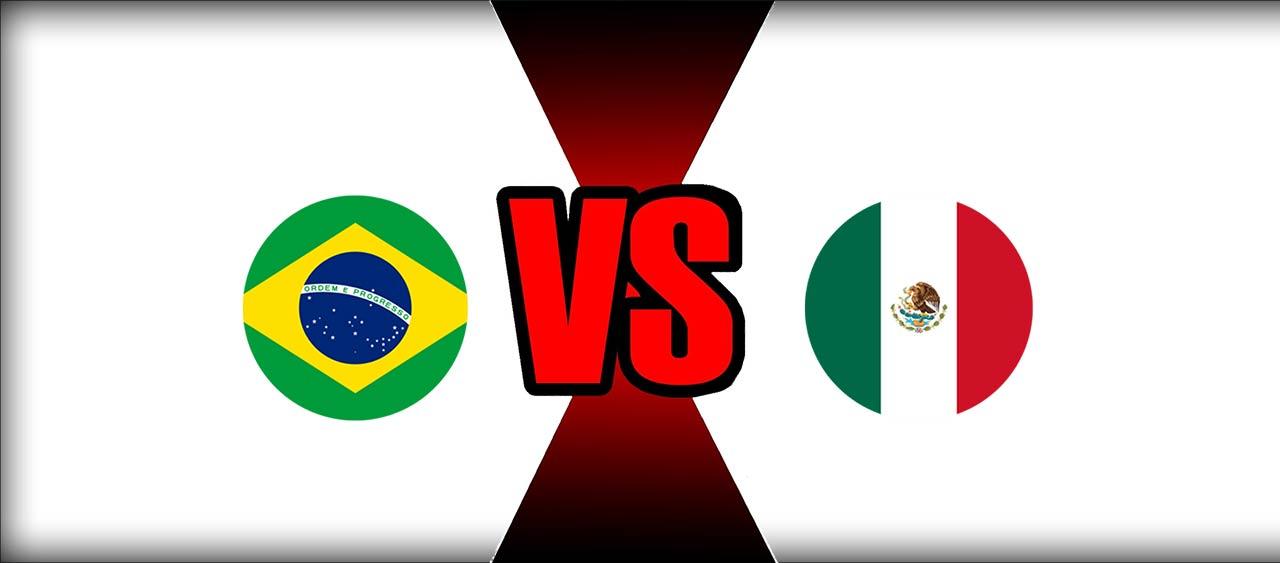 Brazil vs Mexico Prediction
