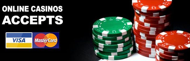 why casinos accept credit cards