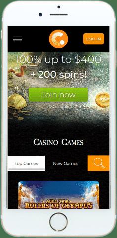 مراجعة Casino.com