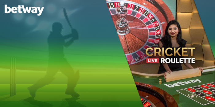 Play the brand new Cricket Live Roulette