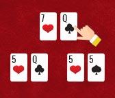 dealer downcard 3