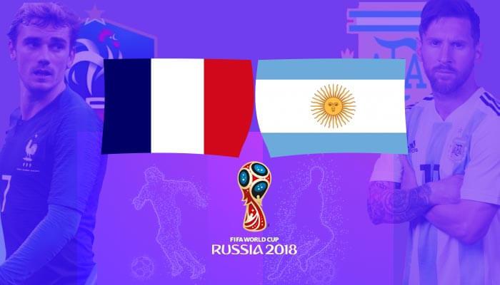 France vs Argentina Prediction 30 Jun 2018