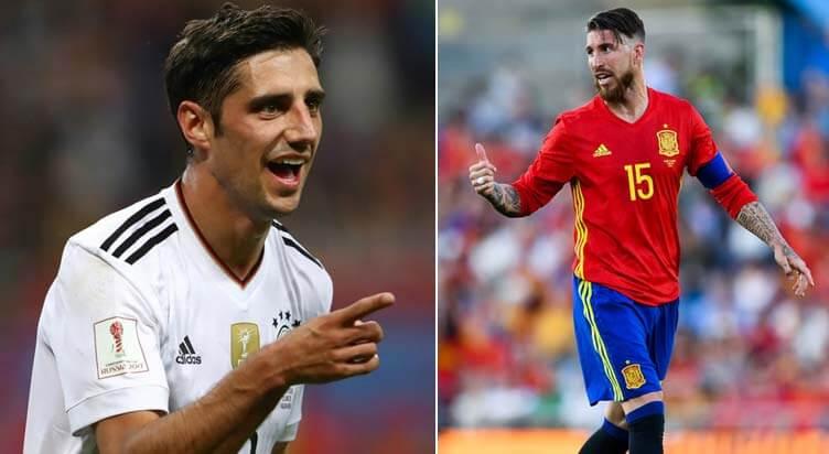 Germany vs Spain Predictions