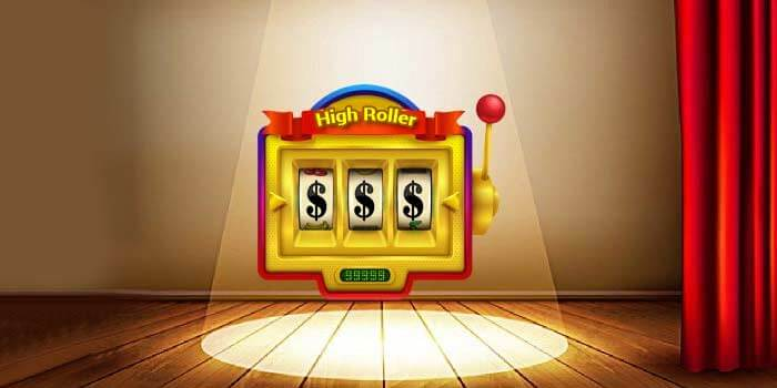 Best Slot games for high rollers casino players