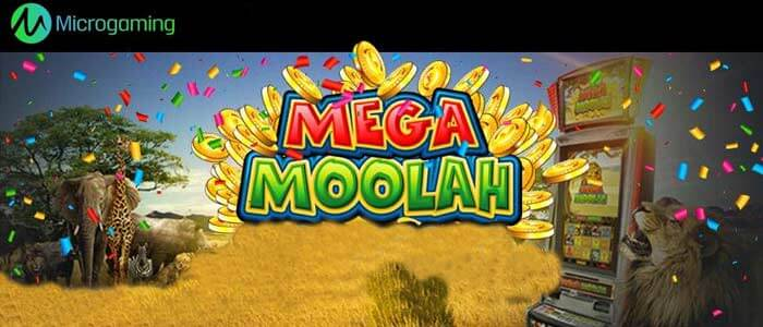 Mega Moolah Jackpot Twice