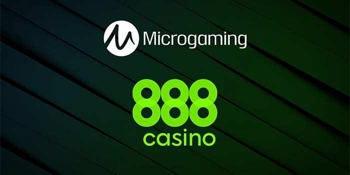 ستنطلق ألعاب مايكروجيمينغ الحائزة على جوائز على منصة كازينو 888.
