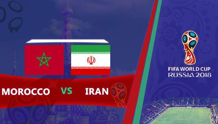توقعات مباراة المغرب ضد إيران في المجموعة B من بطولة فيفا لكأس العالم 2018