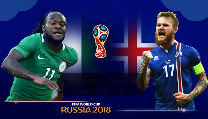 Nigeria vs Iceland Prediction 22 Jun 2018