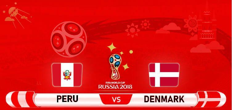 Peru vs Denmark Prediction