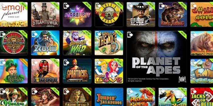 888 Casino new games added