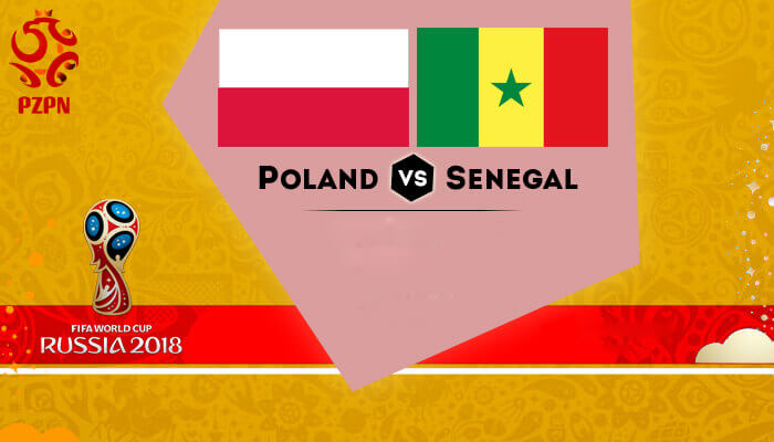 Poland vs Senegal Prediction 19 Jun 2018