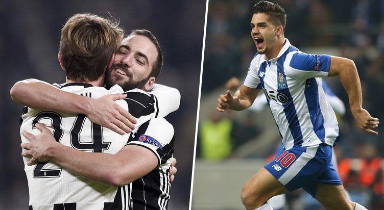 Porto vs Juventus Prediction, Betting Tips – 22 Feb 2017