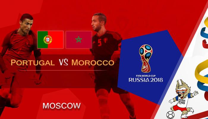 Portugal vs Morocco Prediction 20 Jun 2018