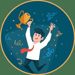 استراتيجية فيبوناتشي للفوز في الباكاراه