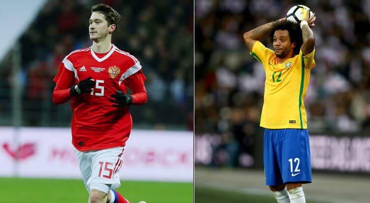 Russia vs Brazil Prediction