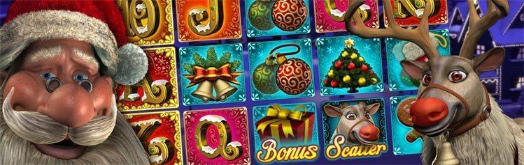 كازينو 888 بمناسبة اعياد الكريسماس اطق لعبة سلوت سانتا بابا نويل الخاصة
