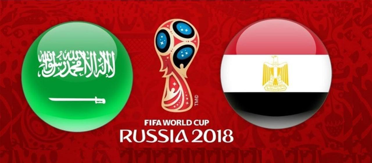Saudi Arabia vs Egypt