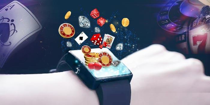 Smartwatch Online Casinos