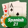 بلاك جاك الاسبانية 21