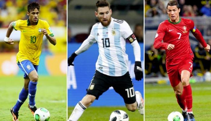 Top Goal Scorer World Cup 2018