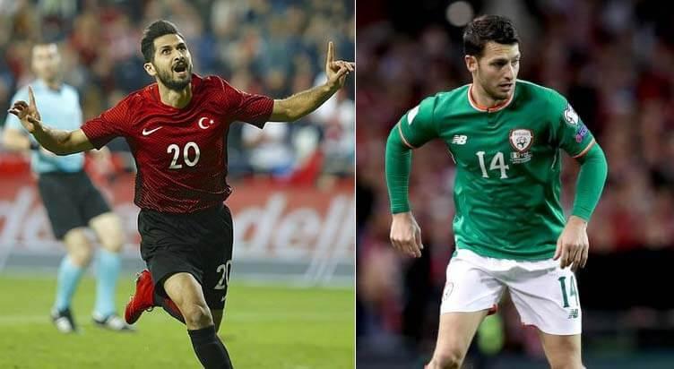 Turkey vs Republic of Ireland