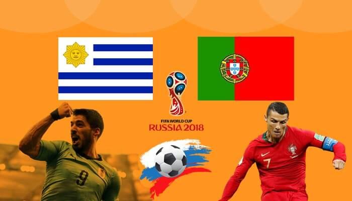 Uruguay vs Portugal Prediction 30 Jun 2018